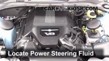 2005 Lincoln LS Sport 3.9L V8 Power Steering Fluid