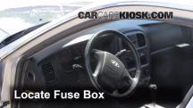 2004 Hyundai Sonata 2.4L 4 Cyl. Fuse (Interior)