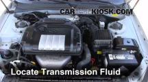 2004 Hyundai Sonata 2.4L 4 Cyl. Transmission Fluid