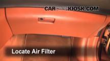 2004 Infiniti FX45 4.5L V8 Air Filter (Cabin)