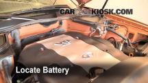 2004 Infiniti FX45 4.5L V8 Battery