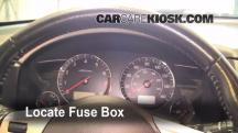 2004 Infiniti FX45 4.5L V8 Fuse (Interior)