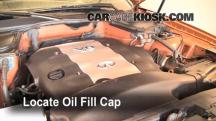 2004 Infiniti FX45 4.5L V8 Oil
