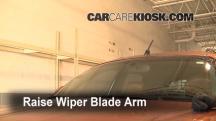 2004 Infiniti FX45 4.5L V8 Windshield Wiper Blade (Front)