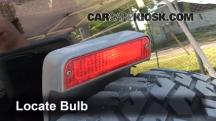 2004 Jeep Wrangler Rubicon 4.0L 6 Cyl. Lights