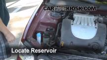 2004 Kia Optima EX 2.7L V6 Windshield Washer Fluid