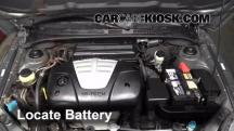2004 Kia Rio 1.6L 4 Cyl. Battery
