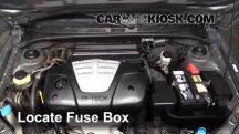 2004 Kia Rio 1.6L 4 Cyl. Fuse (Engine)
