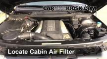 2004 Land Rover Range Rover HSE 4.4L V8 Air Filter (Cabin)
