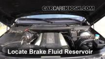 2004 Land Rover Range Rover HSE 4.4L V8 Brake Fluid