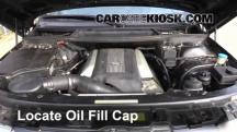 2004 Land Rover Range Rover HSE 4.4L V8 Oil
