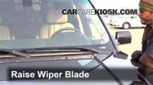 2004 Land Rover Range Rover HSE 4.4L V8 Windshield Wiper Blade (Front)
