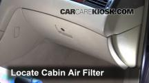 2004 Lexus ES330 3.3L V6 Air Filter (Cabin)