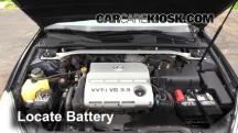 2004 Lexus ES330 3.3L V6 Battery
