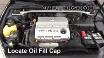 2004 Lexus ES330 3.3L V6 Aceite