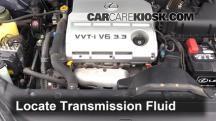2004 Lexus ES330 3.3L V6 Transmission Fluid