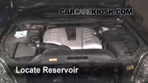 2004 Lexus LS430 4.3L V8 Windshield Washer Fluid