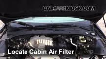 2004 Lincoln LS 3.0L V6 Air Filter (Cabin)