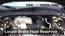 2004 Lincoln LS 3.0L V6 Brake Fluid