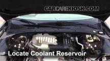 2004 Lincoln LS 3.0L V6 Fluid Leaks