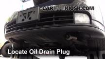 2004 Lincoln LS 3.0L V6 Oil
