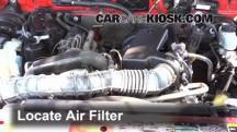 2004 Mazda B3000 SE 3.0L V6 Air Filter (Engine)