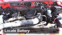 2004 Mazda B3000 SE 3.0L V6 Battery