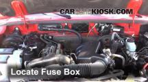 2004 Mazda B3000 SE 3.0L V6 Fusible (motor)