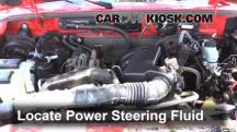 2004 Mazda B3000 SE 3.0L V6 Power Steering Fluid