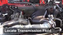 2004 Mazda B3000 SE 3.0L V6 Transmission Fluid