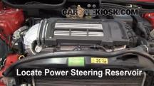 2004 Mini Cooper S 1.6L 4 Cyl. Supercharged Power Steering Fluid