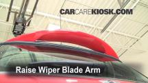 2004 Mini Cooper S 1.6L 4 Cyl. Supercharged Windshield Wiper Blade (Rear)