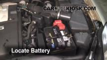 2004 Nissan Maxima SE 3.5L V6 Battery