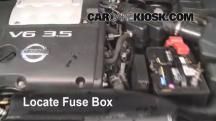 2004 Nissan Maxima SE 3.5L V6 Fuse (Engine)