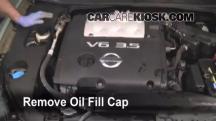 2004 Nissan Maxima SE 3.5L V6 Aceite