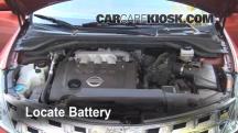 2004 Nissan Murano SL 3.5L V6 Battery