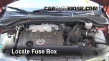 2004 Nissan Murano SL 3.5L V6 Fusible (motor)