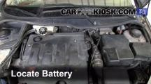 2004 Peugeot 206 XS 2.0L 4 Cyl. Turbo Diesel Battery