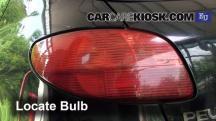 2004 Peugeot 206 XS 2.0L 4 Cyl. Turbo Diesel Lights