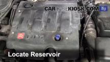 2004 Peugeot 206 XS 2.0L 4 Cyl. Turbo Diesel Líquido limpiaparabrisas