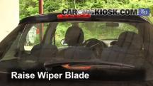2004 Peugeot 206 XS 2.0L 4 Cyl. Turbo Diesel Windshield Wiper Blade (Rear)