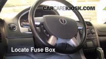 2004 Pontiac GTO 5.7L V8 Fuse (Interior)