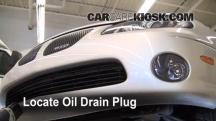 2004 Pontiac GTO 5.7L V8 Oil