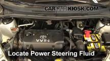 2004 Scion xA 1.5L 4 Cyl. Power Steering Fluid