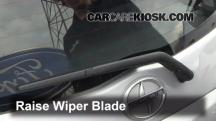 2004 Scion xA 1.5L 4 Cyl. Windshield Wiper Blade (Rear)