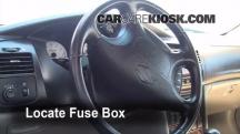 2004 Suzuki Verona LX 2.5L 6 Cyl. Fuse (Interior)