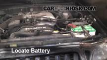 2004 Toyota Tacoma Pre Runner 3.4L V6 Crew Cab Pickup (4 Door) Battery