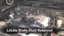 2004 Toyota Tacoma Pre Runner 3.4L V6 Crew Cab Pickup (4 Door) Brake Fluid