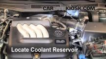 2004 Volkswagen Jetta GL 2.0L 4 Cyl. Sedan Coolant (Antifreeze)