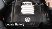2004 Volkswagen Passat GLX 2.8L V6 Wagon Battery